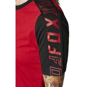 Fox Ranger Dri-Release SS Jersey Women, chili